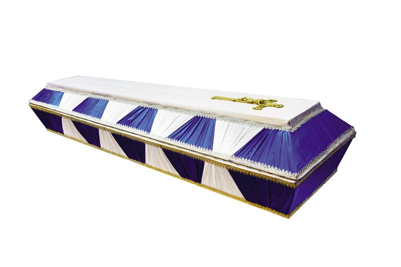Гроб «Гжель»