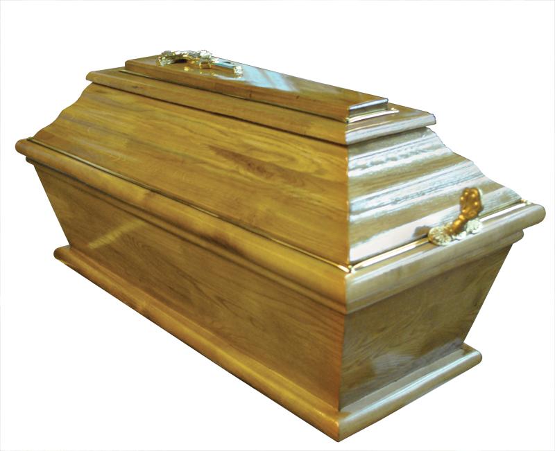 Гроб Б-4 дуб