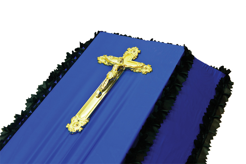 Крест французский