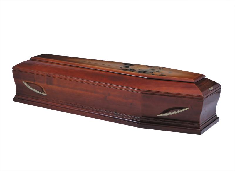 Гроб «ВИП» Картина
